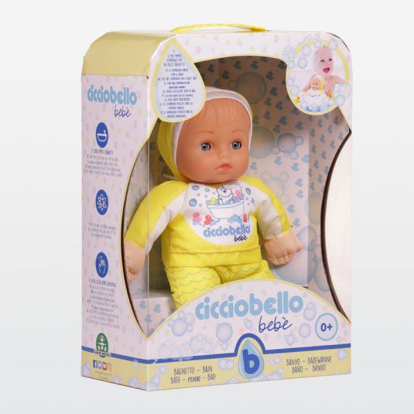 Cicciobello Bebè Bagnetto
