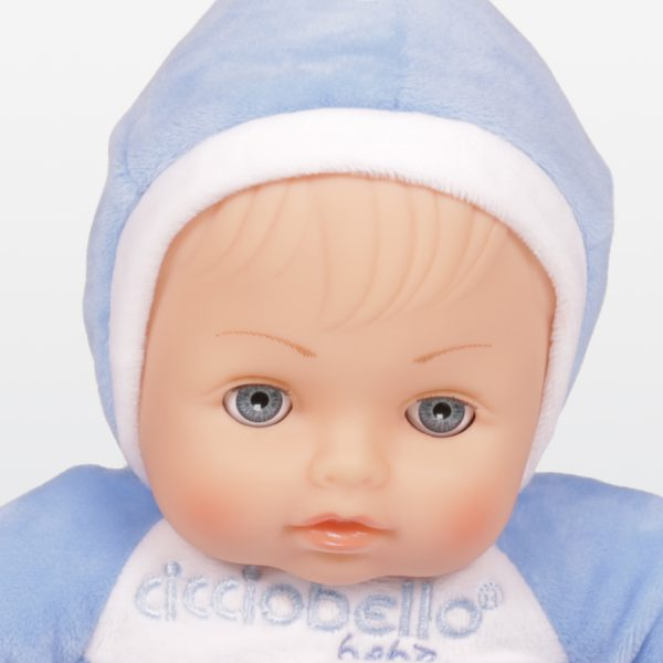 Cicciobello Bebè Bellissimo Blu