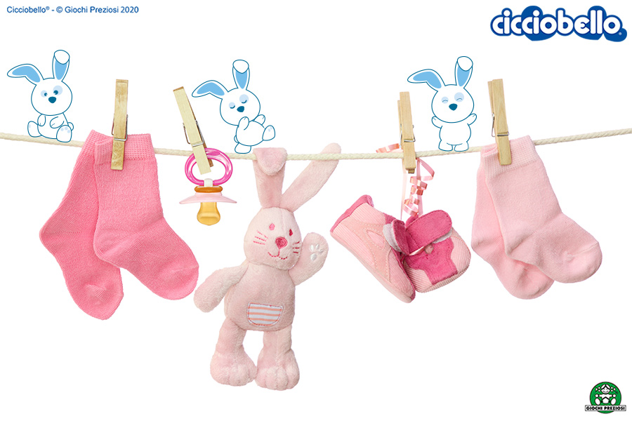 Accessori per una neonata