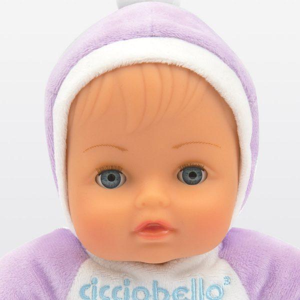 Cicciobello Bebè Bellissimo Lilla